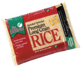 ParExcellence® Premium Parboiled Rice (12/5LBS)